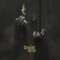 DESOLATE SHRINE - Deliverance from the Godless Void 2LP (GOLD)