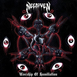 NECROVEN - Worship of Humiliation CD