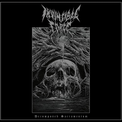 INVINCIBLE FORCE - Decomposed Sacramentum CD