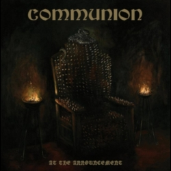 COMMUNION - At the Announcement CD