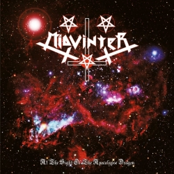 MIDVINTER - At The Sight Of The Apocalypse Dragon 2LP (DARK/RED lim 400)
